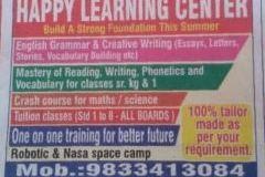 Maths Tuition ,English Tuition,Science Tuition in Hiranandani Meadows