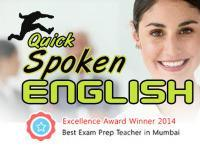Quick Spoken English -  (Taught by fluent English speaking tutor from UK)