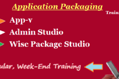 Application packaging training in hyderabad,application packaging course in hyderabad,wise package studio training in hyderabad,Application Packaging Training in Ameerpet