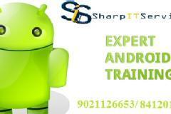 Expert Android Training Sharp IT Services Karve Nagar Pune