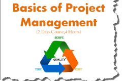 Google Hangout on 'Basics of  Project Management'