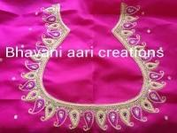 Advance aari work Bhavani aari creations in chennai