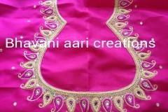 Advance aari work Bhavani aari creations in chennai
