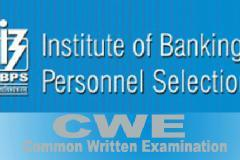 IBPS Coaching Classes for Bank PO and Clerical Examination.
