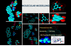 Start Modelling With Molecules- Power Packed 3 Hours in Molecular Modelling