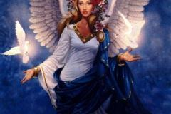 Angel therapy(angel healing & angel card reading)