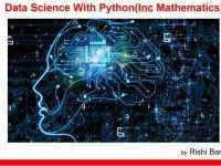 Data Science with Python (Mathematical Approach)