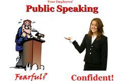 Public Speaking & Presentation Skills Training Chennai