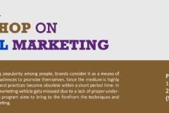 Workshop on Advanced Digital Marketing