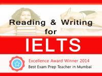 IELTS reading skills and strategies - Taught by a UK University lecturer (Course will be limited to 6 students per batch)