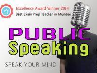 Public Speaking (U.K. University Tutor)