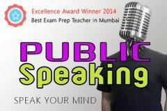 Public Speaking (U.K. University Tutor)