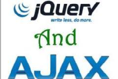 AJAX and JQUERY
