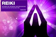 Reiki Courses I, II & III