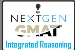 GMAT IR - Integrated Reasoning