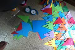 Origami class for kids birthday parties