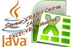 Summer crash course for excel (vba/macros) & core java at indirapuram, ghaziabad