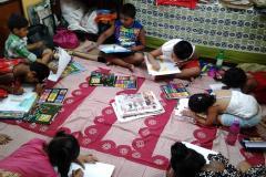 summer camp in bangur-laketown