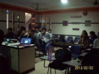 Summer Training-2013 in Embedded System, PIC, ARM, AVR, VLSI-Design, Robotics, VHDL, Verilog-HDL, Analog Circuit Designing(Spice Simulation), PCB Designing, Ethical Hacking, LabVIEW