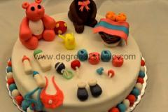 SugarCraft cake decoration course in Chennai