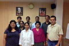 NLP Training (Master Practitioner level) Certified by NFNLP, USA (23 Oct to 27 Oct, 2013)