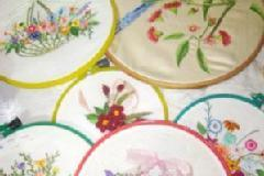 Hand Embroidery by ArtConcept Visual Communications