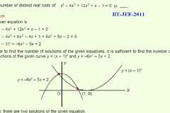 PLAY WITH GRAPHS for IIT-JEE