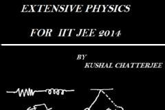 Extensive Physics For JEE 2014 MAINS AND ADVANCED