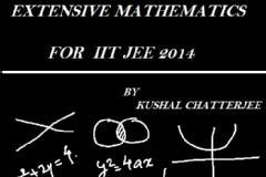 Extensive Mathematics For  JEE 2014 Mains and Advanced