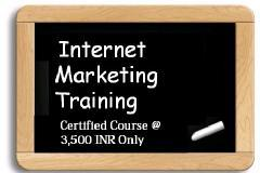 Certified Online/Internet Marketing Course