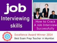 Interview & job application skills training (Taught by professional tutor from UK)