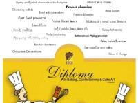 Diploma in Baking, Confectionery & Cake Art