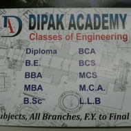 Dipak Academy- Classes Of Engineering photo