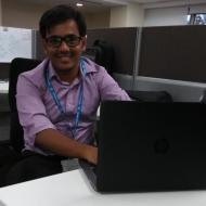 Darshan J MongoDB trainer in Bangalore