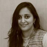 Deepali D. Fine Arts trainer in Bangalore