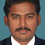 Srinivas Reddy Sarvigari Engineering Entrance trainer in Hyderabad