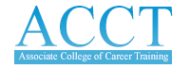 Associate college of career training photo