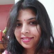 Manisha M. Dance trainer in Bangalore