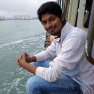 Banoth Sriteja Engineering Entrance trainer in Chennai