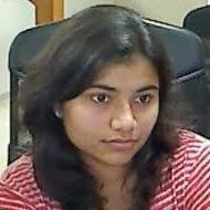 Komal L. Class 9 Tuition trainer in Ahmedabad