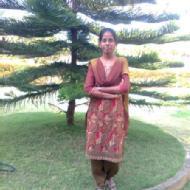 Prathyusha K. Class 9 Tuition trainer in Visakhapatnam