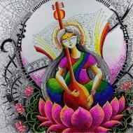 Colour Palette Art Institute Art and Craft institute in Bangalore