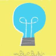 Blue Bulb photo