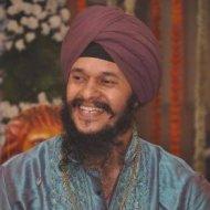 Sony Narinder Singhji's Trinetra Jagran Group photo