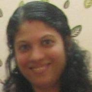 Madhura Sagar G. Class 11 Tuition trainer in Bangalore