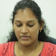 Rekha V. Yoga trainer in Chennai