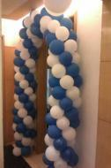 Balloon Decoration. photo