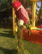 Oriental Flowers And Decorators. photo