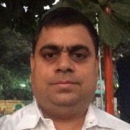 Amit Sengupta IELTS trainer in Lucknow