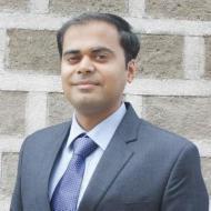 Vivek Singh CFA trainer in Hyderabad